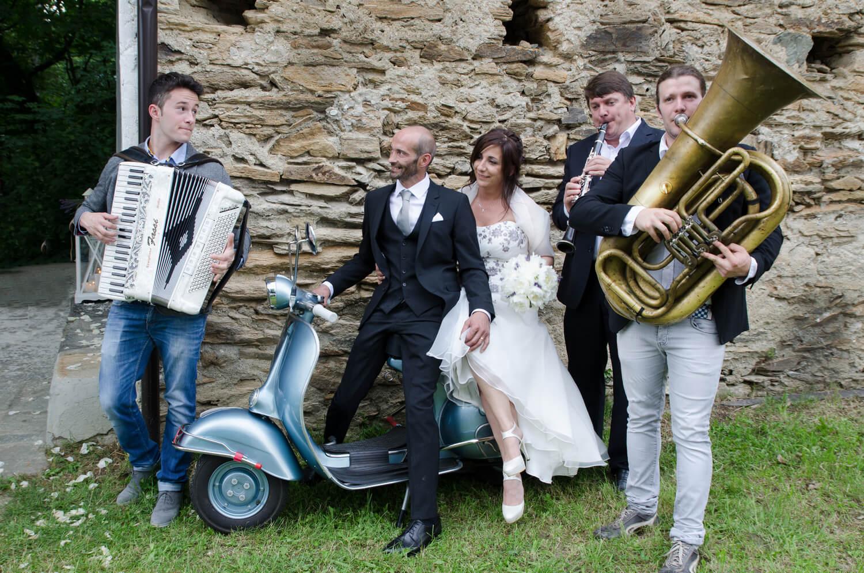 Foto Matrimonio Cuneo Ivan Maccagno Fotografo Busca