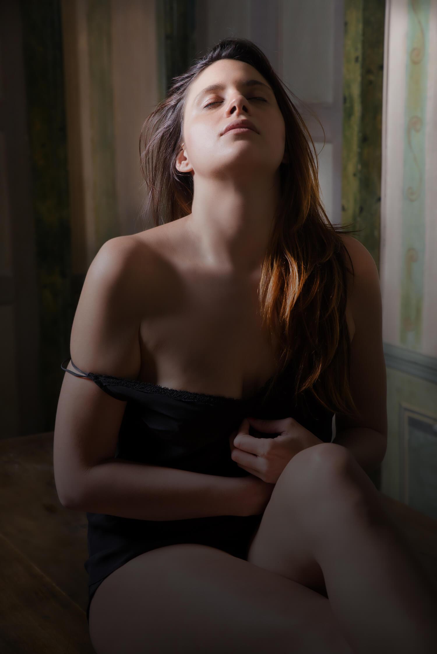 Ritratto Fotografico Portrait Ivan Maccagno Fotografo Busca Cuneo